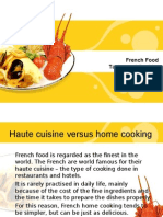 Food Ppt Template 006