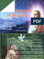 DEBILIDADES HUMANAS