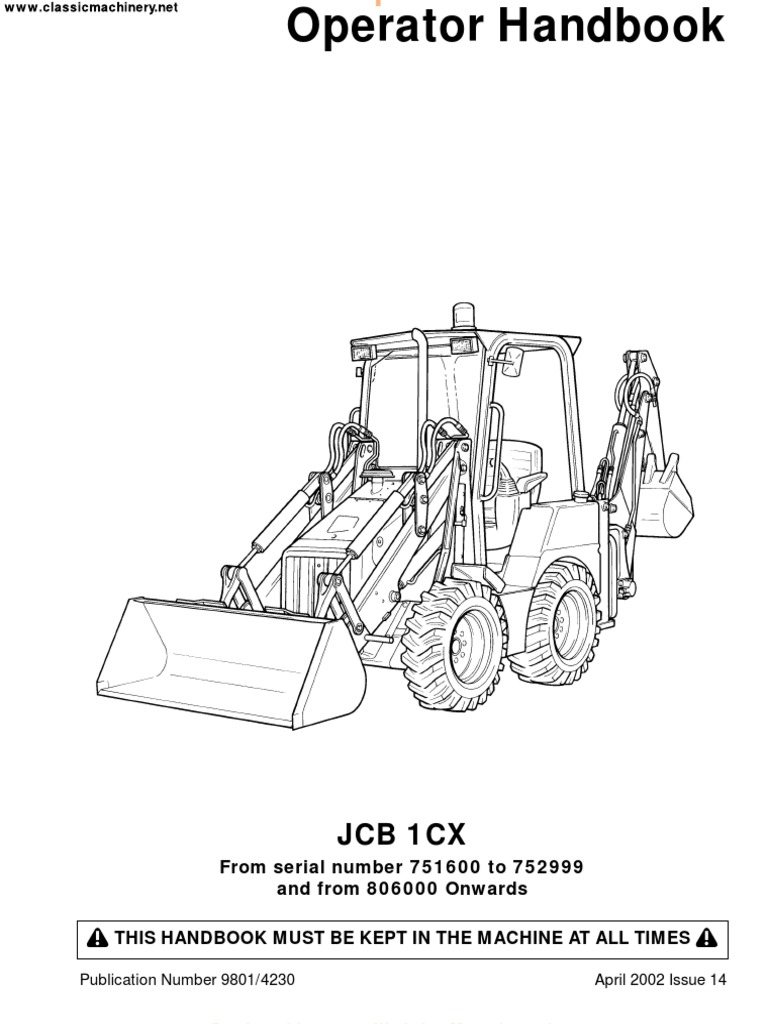 Wiring Diagram For Jcb 215 Trusted Wiring Diagrams JCB 214 Online Manual Jcb  214 Loader Backhoe Wiring Diagram