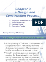Chapter 3-The Design and Construction Process