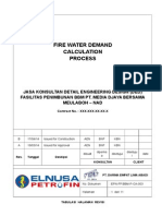 Epn-fp.bbm-p-CA-003 Fire Water Demand Rev 0.