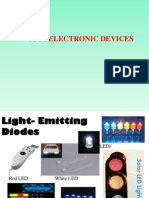 Electronic Devices Optoelectronics