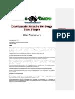Diccionario privado de Jorge Luis Borges,,Blas Matamoro.pdf