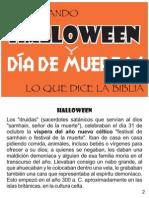 Halloween y Dia de Muertos