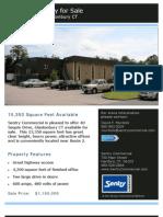 40 Sequin Drive Publisher Brochure
