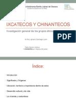 Ixcatecos y Chinantecos.pptx