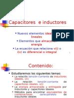 Analisis de Redes Capacitores e inductores