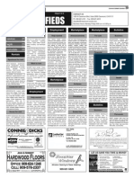 Claremont COURIER Classifieds 1-16-15