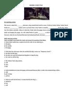 Hachiko Movie Worksheet