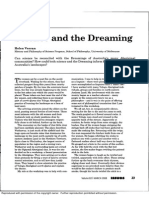 Science and the Dreaming