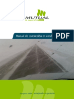 Manual de Conduccion en Condiciones Adversas