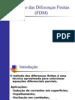 Método das Diferenças Finitas (FDM)5.ppt