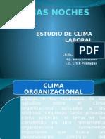 Estudio Del Clima Laboral