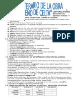 """Análisis Literario de """"El Sueño de Celta"""""""