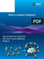 6 - What is Locational Analytics