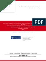 Garcia-Rodriguez, 2011. Distribución y Sistemática Del Fitoplancton a Lo