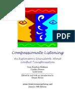 Compassionate Listening