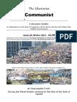 The Libertarian Communist No. 28 Winter 2015