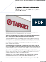 Why Target Chose to Unveil New CEO Through Traditional Media _ PR Week