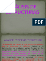 Análisis de Estructuras 2014