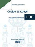 BOE-032 Codigo de Aguas