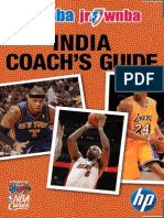 Basketball Coachs Guide India 2012