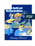 ILO-Health and Safety at Work