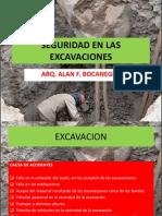 Seguridad en Las Excavaciones