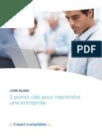 Livreblanc 5 Points Cles Pour Reprendre Une Entreprise