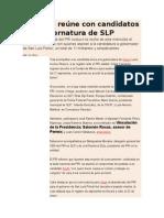 16/01/2015 El PRI se reune con candidatos a la gubernatura de SLP.docx