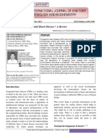 Volume 1 Issue 1 Page 6-16 'Genetic Basis of Congenital Heart Disease' a Review