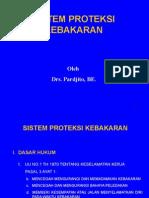 Presentation Sistem Proteksi Kebakaran