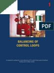 Balancing of Control Loops_Handbook No 1