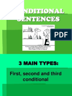 Conditionals b1 Plus Three Types