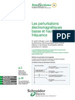 Perturbations Electromagnetiques