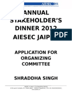 AIESEC Jaipur Induction