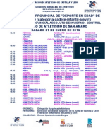 Campeonato Provincial de Invierno