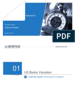 US Banking Industry Analysis   Valuation and Performance   Aranca Articles and Publications