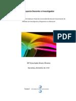 Modelos, Estrategias y Recursos Inserción Profesional