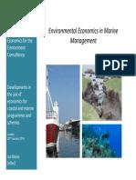 Dickie 2014 Socio-Economics Marine