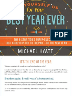 Best Year Ever - 8 Strategies High Achievers Use