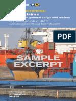 Abbreviated Bulk Cargo Claims Checklist
