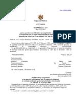 HG Nr.1099 Din 02.12.2010 Ref Modif Programului Unic