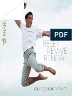 Ageloc Vitality Brochure