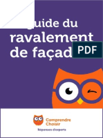 Comprendre choisir Le Guide Du Ravalement de Facade