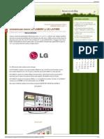 Diferencias Entre LG LA860V y LG LA740S Locopor3d's Blog
