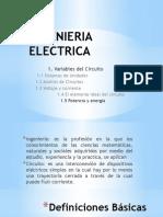 Unidad # 1 de Ingenieria Electrica