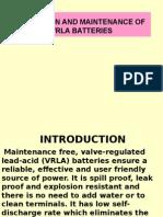 VRLA Battery