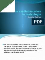 Sindroame Cardiovasculare În Toxicologie
