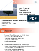 Douady New Financial Regulation New Projects Technology Ok
